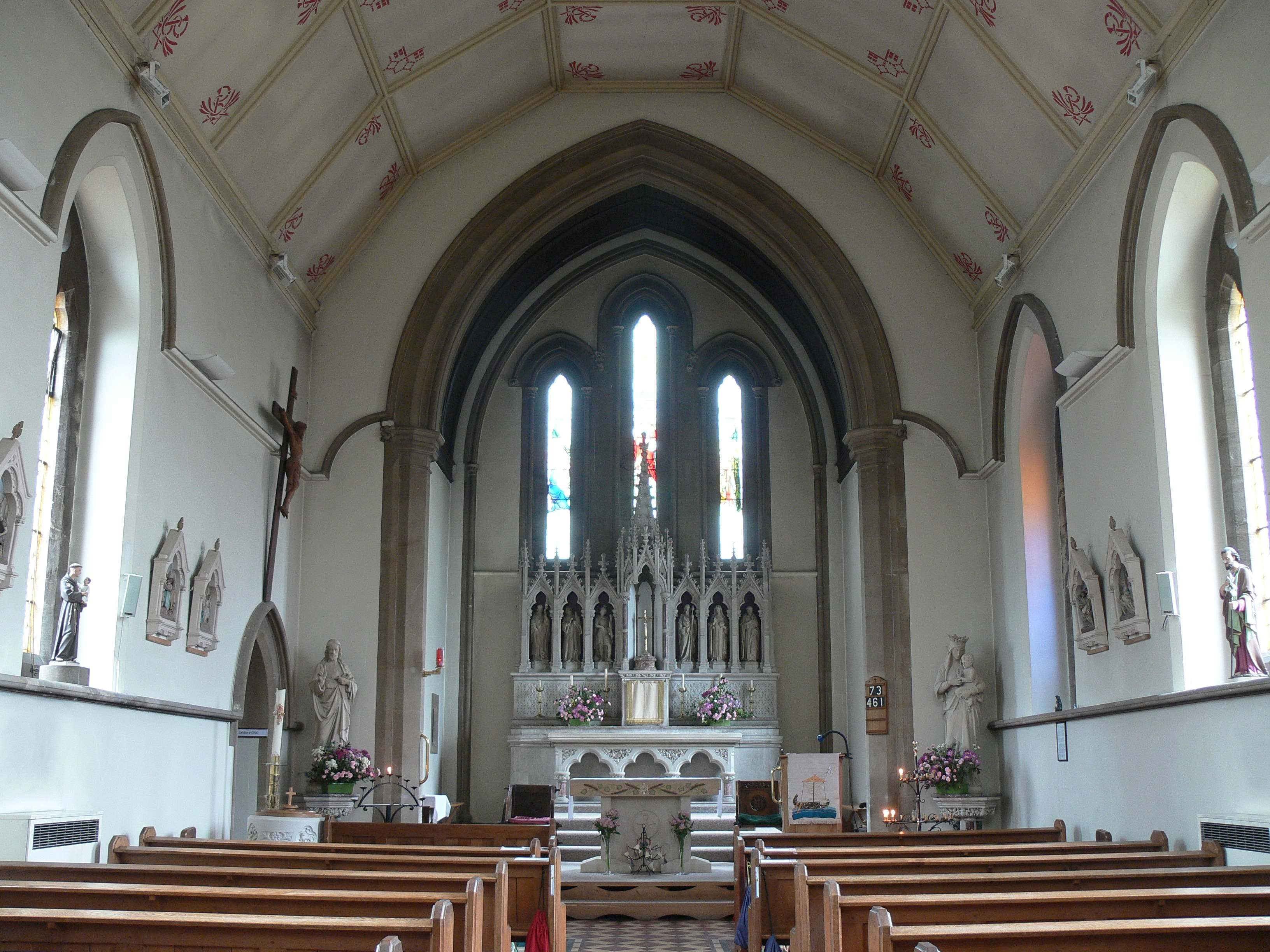 1 St Peter's Church 100